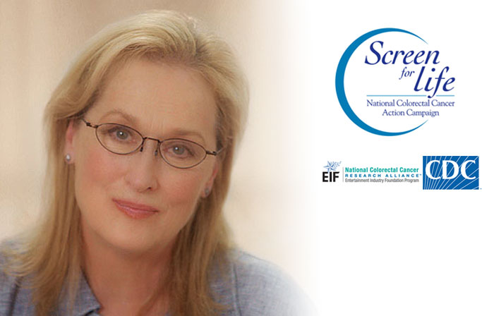 Meryl Streep Takes &quot;Control&quot; 