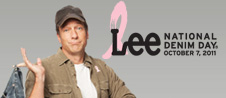 Mike Rowe Named 2011 Lee National Denim Day Ambassador