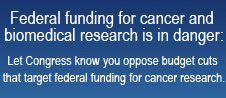 Federal Cancer Research Funding At Risk
