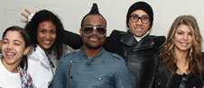 Black Eyed Peas Give Back