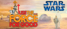 Use the Force For Good! Lucasfilm Launches Initiative to Benefit Stand Up To Cancer
