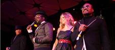 Black Eyed Peas Peapod Foundation Benefit Concert