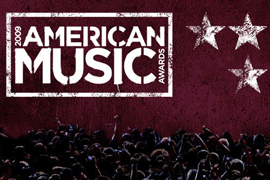 iParticiate at the American Music Awards