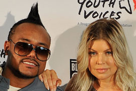 Black Eyed Peas Open New Youth Academy