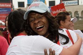 Revlon Run/Walk for Women - 2009