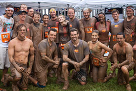 Reality Celebs Run in the Mud for SU2C