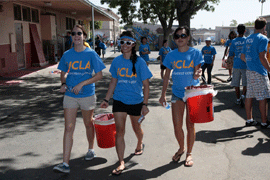iParticipate: UCLA Volunteer Day