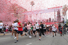 EIF Revlon Run/Walk For Women - LA 2011