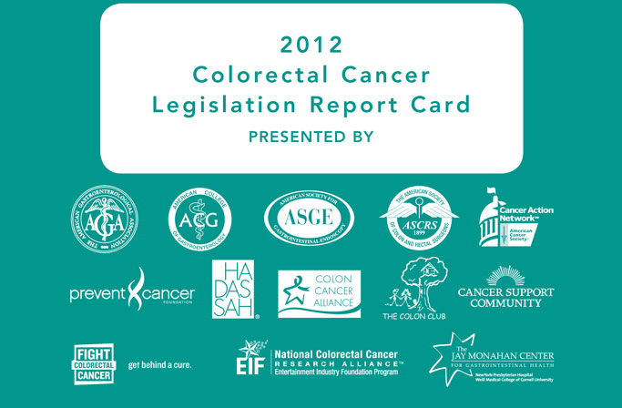 States Urged To Recognize and Address Colon Cancer Screening Gaps