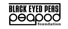 Black Eyed Peas Peapod Foundation