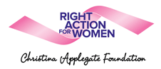 Christina Applegate Foundation - Right Action For Women